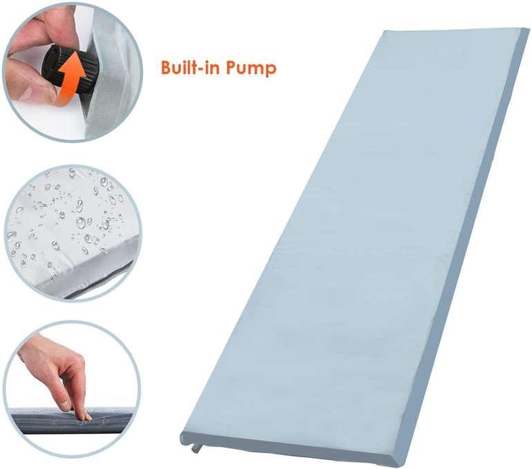 Hengda selbstaufblasende Isomatten reduziert, z.B. 200 x 66 cm für 24,04€ inkl. Versand