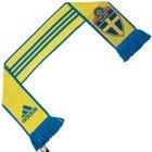 """Adidas Schweden Fan Schal """"SVFF 3 Stripe"""" für 1,99€ zzgl. VSK (statt 7€)"""