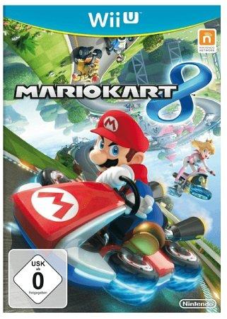 Mario Kart 8 für Nintendo Wii U nur 28,99€ inkl. Versand (statt 33€)