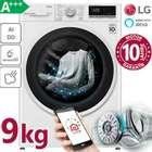 LG  F4 VT4W9KG Waschmaschine mit 9kg und EEK: A+++ für 399,99€ inkl. Versand (statt 529€)