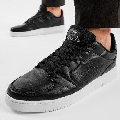 "Kappa ""Albi 242915"" Sneaker in Schwarz für 22,50€ (statt 26€)"