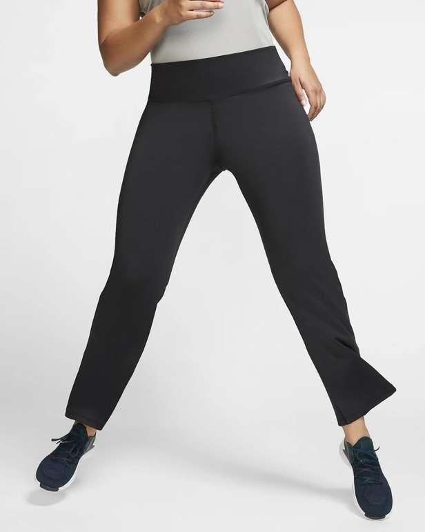 Nike Power Damen Trainingshose (große Größe) für 26,88€ inkl. Versand (statt 38€) - Nike Membership!