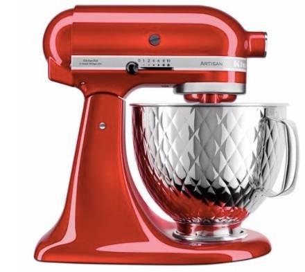 KitchenAid Artisan 5KSM156QPECA Küchenmaschine mit 4,8 Liter Schüssel für 329€ (statt 399€)