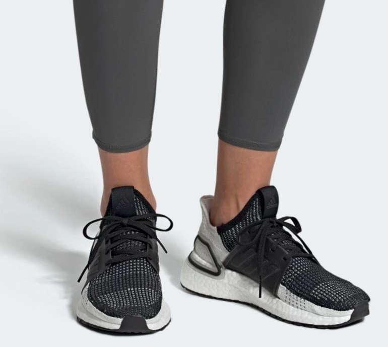 Adidas: 30% Rabatt auf fast alles (auch Sale) - z.B. Adidas Ultraboost 19 Sneaker für 88,18€ (statt 111€)
