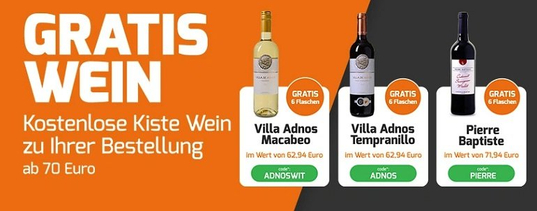 Weinvorteil Rabatt 2