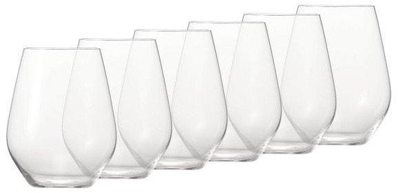 Spiegelau Authentis Casual 18-teiliges Tumbler Kristallglas Set für 17,97€