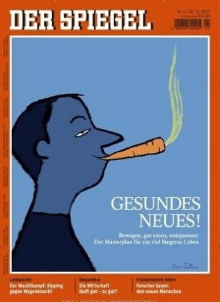 """Jahresabo """"Der Spiegel"""" mit 53 Ausgaben für 275,90€ + Bis zu 155€ Gutschein!"""