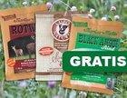 Kostenlose Futterprobe für Hunde oder Katzen bei Futtershop