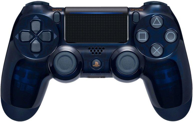 PS4 Dualshock Controller (V2) in der 500 Million Limited Edition für 44,99€