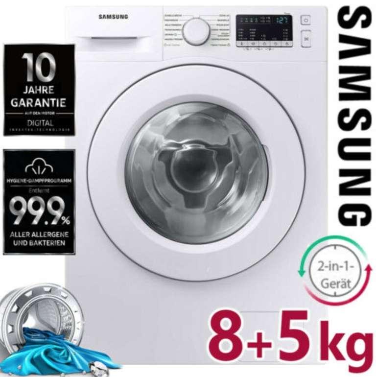 """Samsung Waschtrockner """"WD8FT4049EE/EG"""" (8 kg Waschen / 5 kg Trocknen) für 399,99€ inkl. Versand (statt 579€)"""