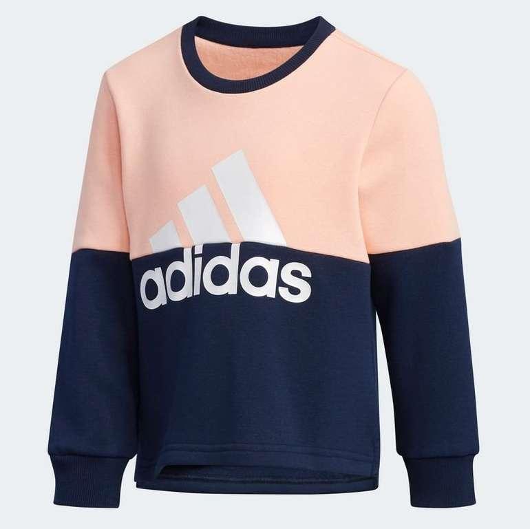 "Adidas ""LG Crew"" Sweatshirt (Kinder) für 23,17€ inkl. Versand (statt 34€) - Creators Club!"