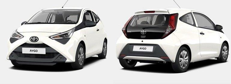 Toyota Aygo X Leasing 2