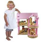 VDP Lotta Villa XL (SKYB621) - Puppenhaus aus Holz für 49,95€ inkl. Versand