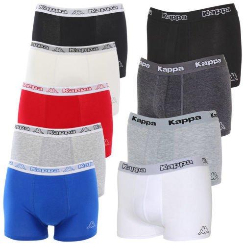 10er-Pack Kappa Boxershorts in 5 verschiedenen Farben für 26,99€