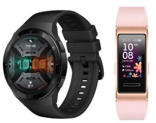 Huawei Watch GT 2E + Huawei Band 4 Pro für 169€ (statt 201€)