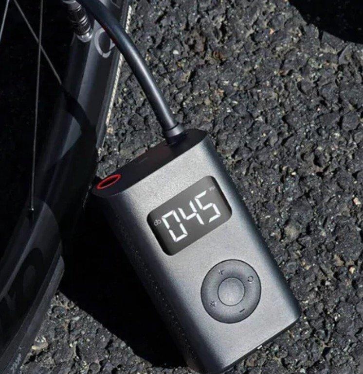 Xiaomi Mijia Hochdruck Fahrradpumpe für 39,59€ inkl. Versand (statt 54€)