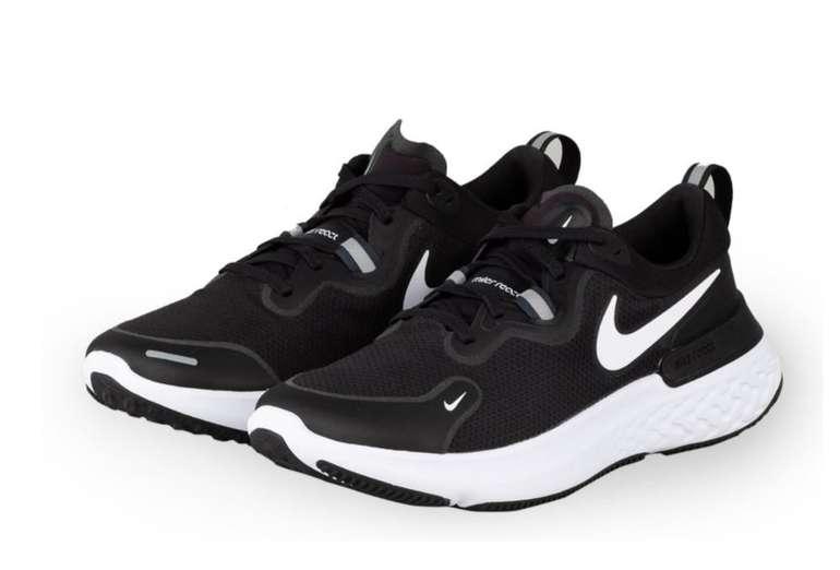 Nike React Miler Herren Sneaker in Schwarz für 59,49€ inkl. Versand (statt 72€)