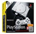 Sony PlayStation Classic mit 2 Controllern + 20 Spielen für 99,99€ vorbestellen!