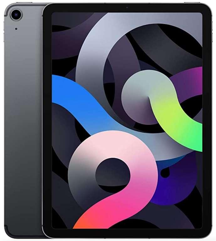 """Apple iPad Air 10.9 (2020) 256GB WiFi + Cellular (10,9"""" Retina Display, 4. Generation) für 711,93€ (statt 804€)"""