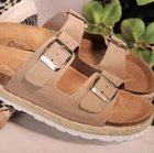 Amoa Paris Zehenpantoletten & Sandaletten im Sale, z.B. Suliac für 36,50€