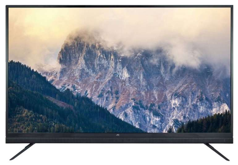 Jay-Tech Atlantis Sound 5.0N - 49,5 Zoll LED UHD 4K Smart-TV für 276,79€ inkl. Versand