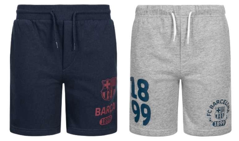 FC Barcelona 1899 Kinder Bermuda Sweat Shorts für 11,94€inkl. Versand (statt 20€)