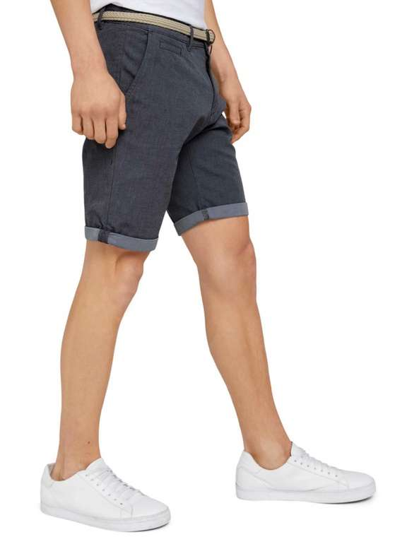 3x Tom Tailor Denim Herren Shorts für 50€inkl. Versand (statt 63€)