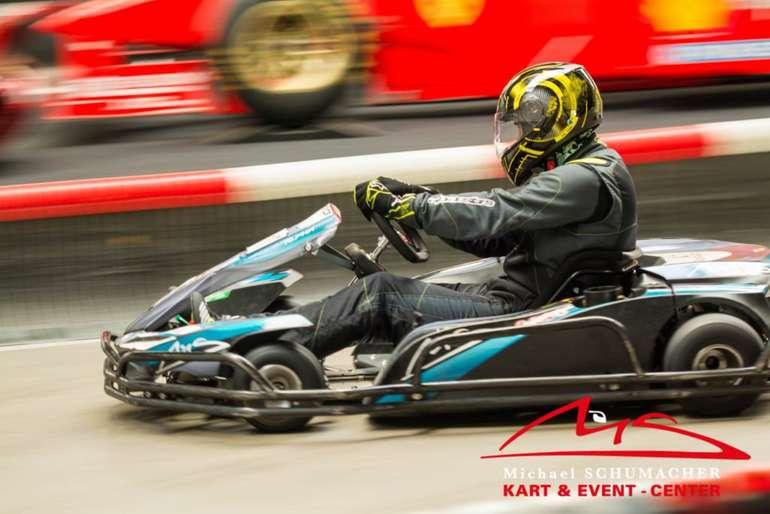MS Kartcenter: 3x fahren für 25 Euro