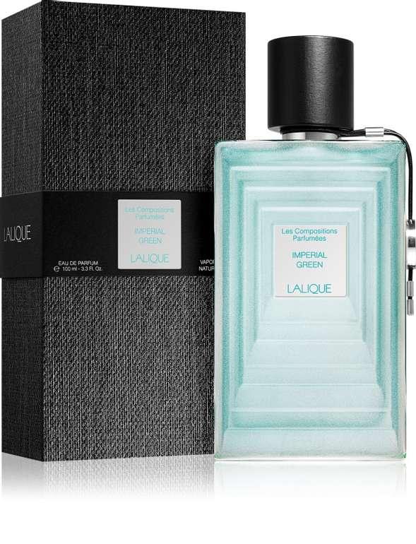 Lalique Imperial Green Eau de Parfum (100ml) für 61€ (statt 127€)
