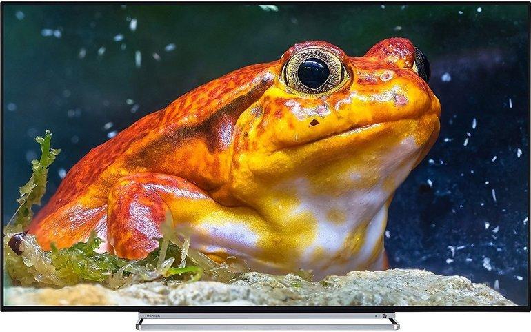 "Toshiba 55U6763DA 55"" UHD Smart TV mit Triple Tuner für 377,91€ inkl. Versand"