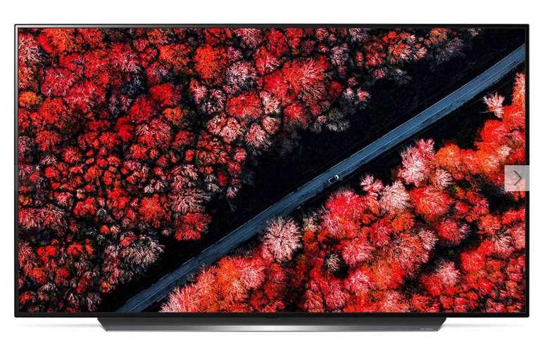 LG 4K Ultra HD OLED-Fernseher OLED55C9 mit Smart TV für 1126,58€ inkl. Versand (statt 1239€) + 64,70€ Rakuten Punkte