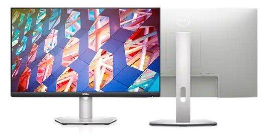 Dell S Series S2421HS - 23,8 Zoll Full-HD IPS Monitor (4ms Reaktionszeit, 75 Hz) für 88,71€ inkl. Versand (statt 140€)