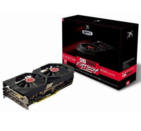 XFX Radeon RX 590 Fatboy 8 GB Grafikkarte für 197,99€ inkl. VSK
