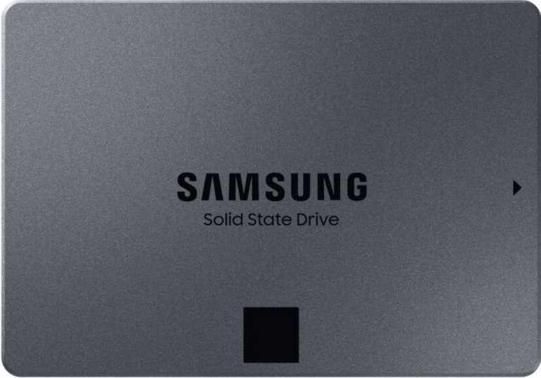 """Interne 2,5"""" SSD Samsung 860 QVO mit 1TB Speicher für 77,01€ inkl. Versand (statt 97€)"""
