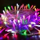 Vingo RGB Lichterkette mit 400 LEDs für Innen & Außen für 16,09€ inkl. VSK