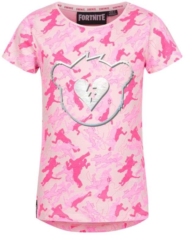 Fortnite Cuddle Team Leader Mädchen T-Shirt für 1,11€ zzgl. 3,95€ Versand (statt 9€)