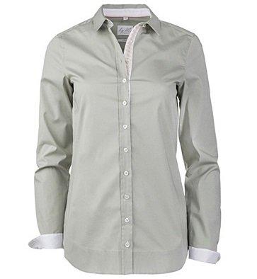 byMi Fashion Sale mit bis zu -61% Rabatt z.B. Bluse in Khaki für 65,90€