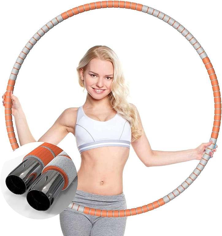 2 Kinbeta Fitness Artikel bei Amazon günstiger, z.B. Hula Hoop Reifen für 14,99€ inkl. Prime Versand