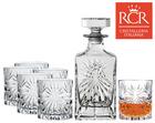 RCR Oasis Dekanter + 6er Set Whiskygläser für 35,90€ inkl. Versand (statt 43€)