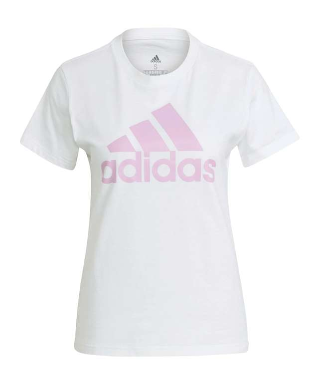 Adidas Essentials Damen Loungewear Logo T-Shirt für 13,12€ inkl. Versand (statt 25€) - Creators Club