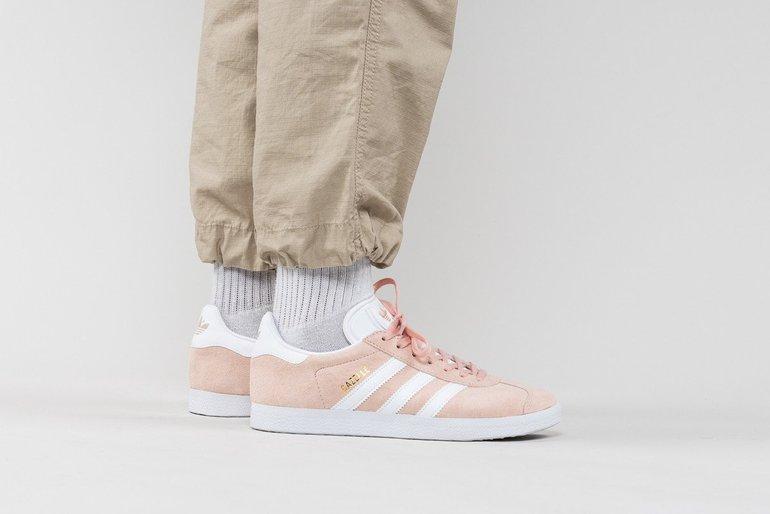 """Adidas Gazelle Sneaker im """"Vapour Pink"""" Colourway für 41,96€ (statt 57€)"""