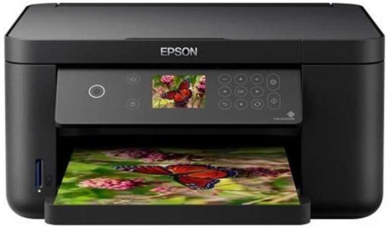 Epson XP-5105 Tintenstrahl Multifunktionsdrucker für 69,99€ inkl. Versand (statt 117€)
