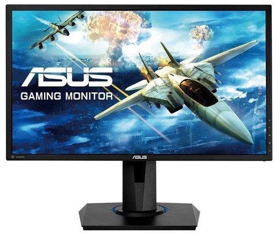 Asus VG245Q - 24 Zoll Gaming-Monitor (1ms, AMD FreeSync, EEK:C) für 129,90€