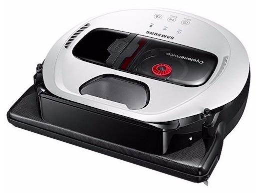 Samsung PowerBot VR1GM7010UW Saugroboter mit 80W für 251,23€ (statt 299€)