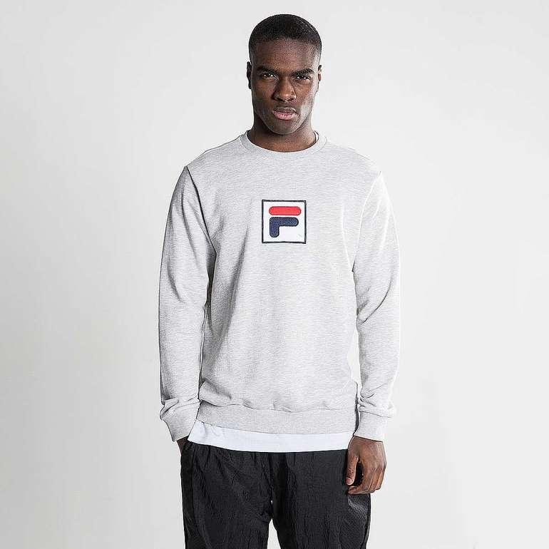 Fila Urban Line Ian Sweatshirt für 17,99€ inkl. Versand (statt 36€) - L und XL
