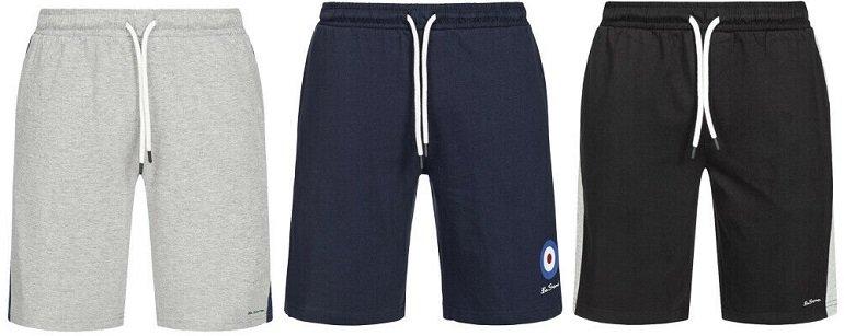 Ben Sherman Herren Sweat Shorts 2