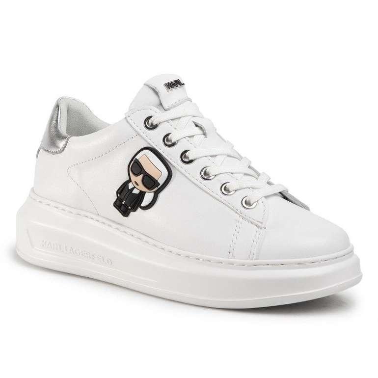 Karl Lagerfeld Sneaker für Damen für 136,80€ inkl. Versand (statt 175€)