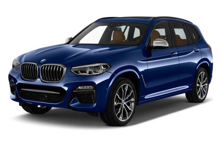 BMW X3 xDrive20i Advantage Steptronic mit 184PS für 386,81€ mtl. brutto im Gewerbeleasing