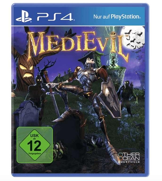 MediEvil (PS4) für 11,98€ inkl. Versand (statt 22€)