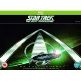 Star Trek: The Next Generation - The Full Journey (41 Discs) Blu-ray für 49,98€